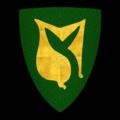 "K-085-Coat of Arms-PAYNEL-John Paynel (""Johans Paignel"").png"