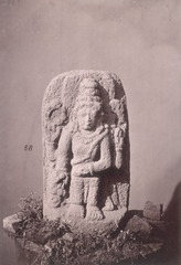 KITLV 87587 - Isidore van Kinsbergen - Hindu-Javanese sculpture coming from the Dijeng plateau - Before 1900.tif