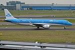 KLM Cityhopper, PH-EXE, Embraer ERJ-190STD (28193368430).jpg