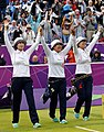 KOCIS Korea London Olympic Archery Womenteam 01 (7682353680).jpg