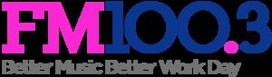 KSFI - Image: KSFI FM 100.3 logo