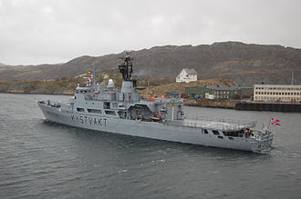 Norwegian Coast Guard - NoCGV ''Nordkapp''