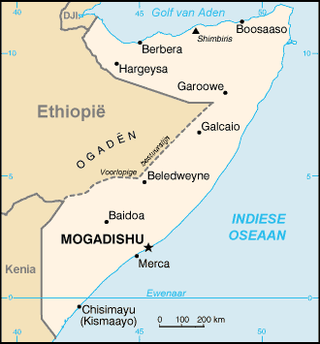 List of cities in Somalia - Wikipedia