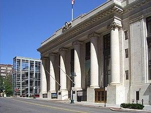 Kansas City Public Library - Central Library