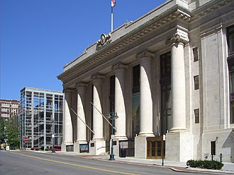 Kansas City Public Library - Central Library
