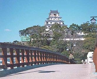 Karatsu, Saga - Karatsu Castle