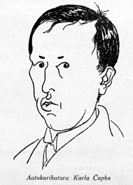 Karel Capek 1925 cartoon.jpg