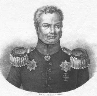 Karl von Grolman Prussian general