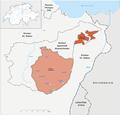 Karte Kanton Appenzell Innerrhoden Bezirke 1996.png