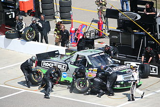 Turner Scott Motorsports - Kasey Kahne in 2012.