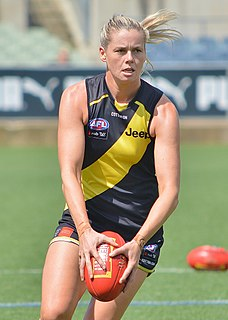 Katie Brennan Australian rules footballer
