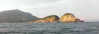 Cape D'Aguilar - Kau Pei Chau