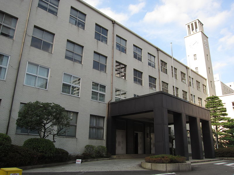 File:Kawasaki City Hall 20120630.JPG