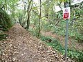 Keep out of the water - the Barnsley Canal (geograph 4238601).jpg