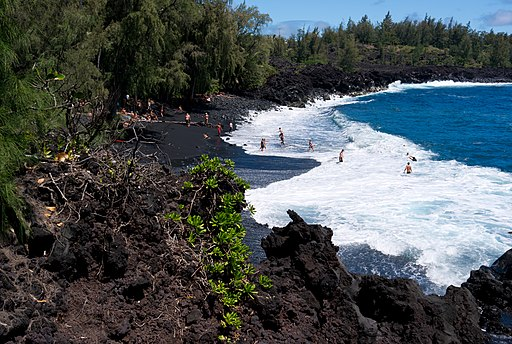 Kehena Beach, Big Island
