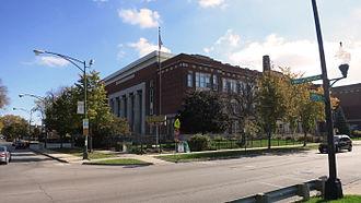 Hermosa, Chicago - Kelvyn Park High School.