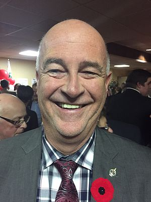 Ken McDonald (politician) - MP Ken McDonald in November 2016
