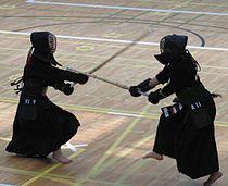 Kendo EM 2005 - kote.jpg
