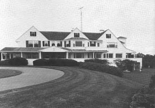 Kennedy Compound United States historic place