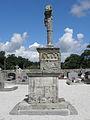 Kernascléden (56) Croix de cimetière 05.JPG