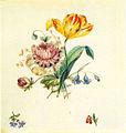 Kersting - Blumenbukett mit Tulpe und Streublumen.jpg