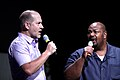 Kevin Michael Richardson & Mike Henry (7607025700).jpg