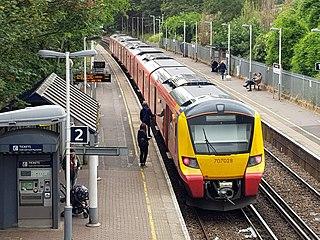 Kew Bridge railway station