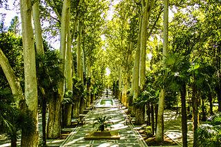Khans Garden