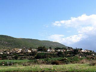Rosh HaNikra (kibbutz) Place in Northern, Israel