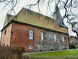 Bargteheide - Image: Kirche Bargteheide