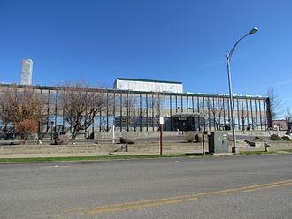 Kittitas County, Washington - Image: Kittitas County Courthouse Ellensburg, Washington