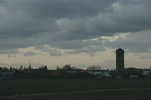 Klaaswaal - Klaaswaal, view of the village