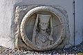 Klagenfurt Lendorf Grabstele mit Medaillon und Reliefbüste 15102008 54.jpg