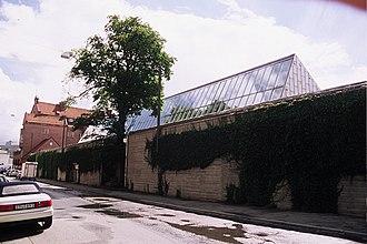 Malmö Konsthall - Image: Klas Anshelm's Malmö Konsthall Exterior