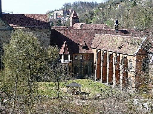 Klosterkirche in Maulbronn, Das Kloster Maulbronn ist eine ehemalige Zisterzienserabtei. Das Kloster Maulbronn gilt als die am besten erhaltene mittelalterliche Klosteranlage nördlich der Alpen. Alle Stilrichtungen vo - panoramio