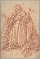Kneeling Female Figure with Upraised Arms MET DP801121.jpg