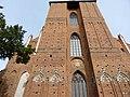 Kościół św. Jana Chrzciciela i św. Jana Ewangelisty w Toruniu, widok z ulicy. - panoramio.jpg