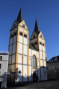 Koblenz im Buga-Jahr 2011 - Florinskirche 01.jpg