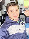 Konstantin Kozeyev in the Zvezda Service Module.jpg