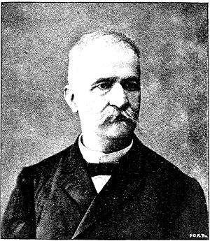 Konstantinos Konstantopoulos - Picture of Konstantinos Konstantopoulos, Prime Minister of the Kingdom of Greece