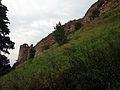 Koporye Fortress wall from outside.jpg