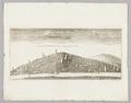 Kopparstick över fornminne mellan Getinge och Vigbro i Halland, 1752-1753 - Skoklosters slott - 99648.tif
