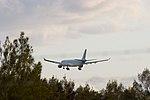Korea Air Landing at Dusk-01+ (382352652).jpg