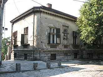 Spatial Cultural-Historical Units of Great Importance (Serbia) - Image: Kosancicev Venac