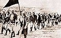 Kosovo-albanian-rebels-retreat 1912.jpg