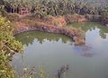 Kovalam, old quarry turned pond (2).jpg