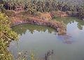 Kovalam, old quarry turned pond (2).jpg