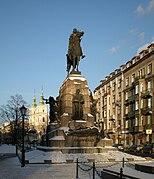 Kraków Pomnik Grunwaldzki 001.JPG