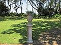 Krater-style vase at Elizabethan Gardens image 2.jpg