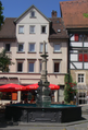 Krautmarktbrunnen am Hafenmarkt, Brunnen Esslingen am Neckar.png